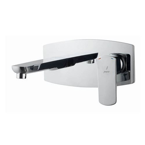 Silver Color Jaquar Wall Mounted Single Lever Basin Mixer Rs 4000 Piece Id 20437056433