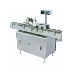 Plastic Solution Labeling Machine