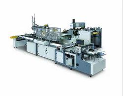Paper Box Making Machine