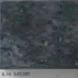 Slate Grey Acrylic Solid Surface