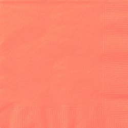Lotus Soft Pink Paper Napkins