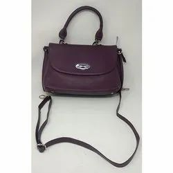 Small Leather Ladies Hand Bag