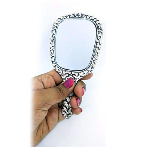 hand mirror. Unique Hand Antique Style Hand Mirror And