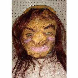 Girl Horror Mask