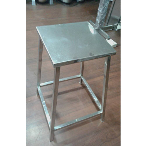 2f48b79a1 Stainless Steel Square Table