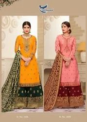 Ladies Gharara