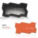M33 Plastic Zigzag Mould