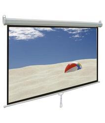 Auto lock Projector Screen 4x6