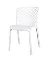 White Ice Chairs