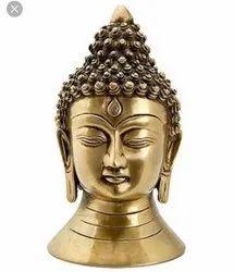 Brass Handmade Buddha Statue