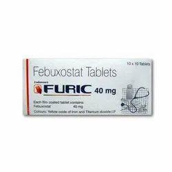 Febuxostat 40 Mg Furic