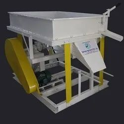 Flat Atta Separator Machine, Capacity: 250 To 300 Kg Per Hour