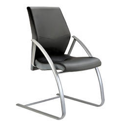Visitor Designer Leather Chair