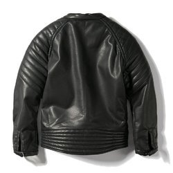 Leather Kids Jacket