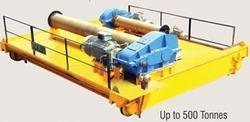 Crab Trolley Electric for Double Girder Cranes