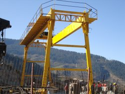 Gantry Crane Double Girder Box Type