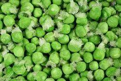 A Grade Pan India Frozen Green Peas, poly, 1kg