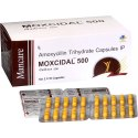 Amoxicillin Trihydrate Capsules IP