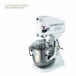 Iron Mild Steel Bakery Planetary Food Mixers(Spar / Berjaya), For Cream Mixing