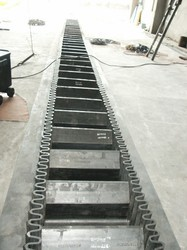 Side Wall Belt Conveyor