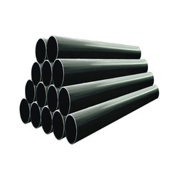 MS Seamless Circular Pipe
