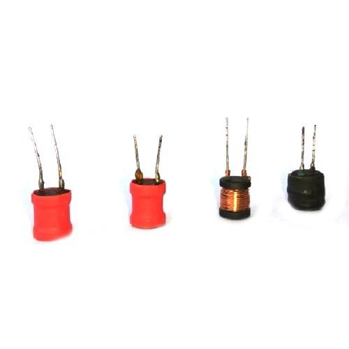0.8 Amps To 9.0 Amps 1 Mh Drum Core Inductors