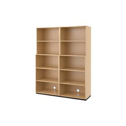 Open Type Storage Cabinet