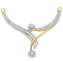Wedding Wear Diamond Mangalsutra