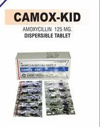 Amoxycillin Dispercible Tablets I.P.
