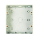 Anchor PVC Concealed Box