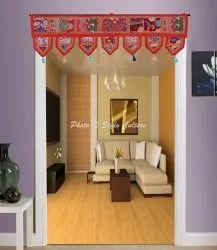 Handmade Patchwork Indian Door Hanging