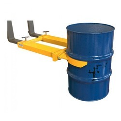 Forklift Drum Handler Attachment Rental Service