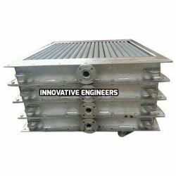 Innovative Engineers Tea Dryer Heat Exchanger, Shell Tube