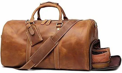 Black Duffle Travel Luggage Bag (LeeCooper), Rs 900 /bag Ravcolt | ID:  18162592048