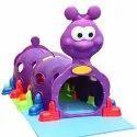 Kids Plastic Caterpillar Tunnel