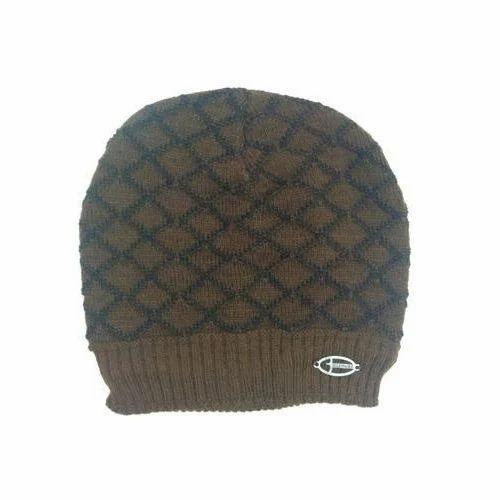 853e8402fe0 Gents Woolen Cap