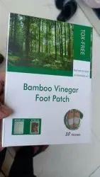 Diamond Bamboo Vinigar Foot Patch
