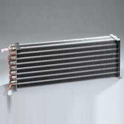 Finned Tube Heat Exchanger, Oil And Water