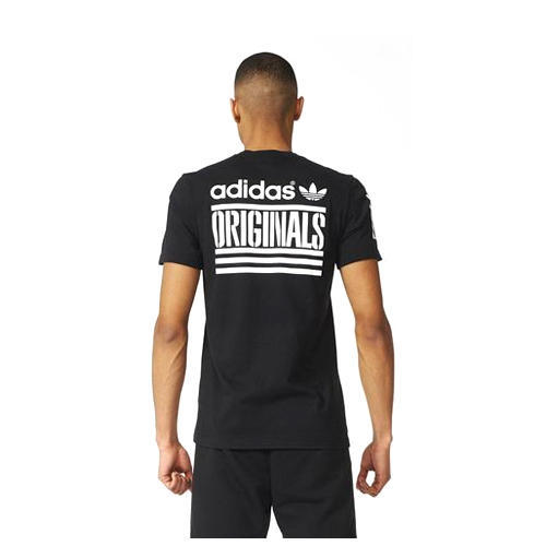 a11e8c4d Adidas Black Mens Polyester Dri Fit T-Shirt, Rs 200 /piece   ID ...