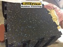 Interlocking EPDM Rubber Tiles