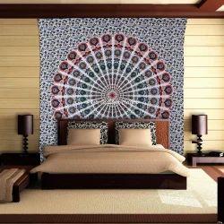 Christmas Gift Hippie Mandala Tapestry Bohemian Wall Hanging