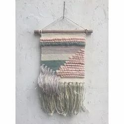 Jute Wall Hanging, For Interior, Size: 16x20 Inch