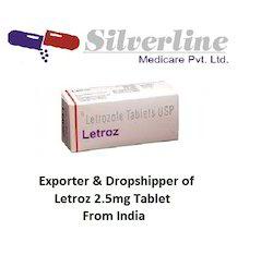 Letroz 2.5 Tablet