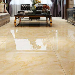 Porcelain And Natural Stone Quartz Vitrified Tiles Flooring 8 Mm