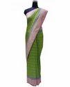 Katan Silk Antique Zari Saree