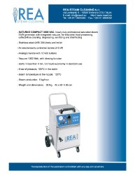 FOOD PLANT AND INDUSTRY SANITIZATION MACHINE