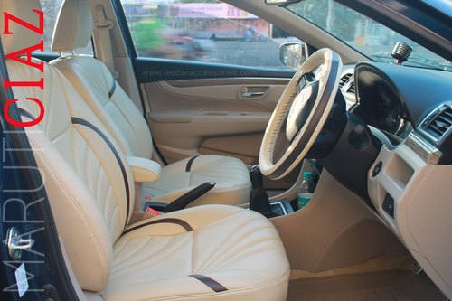 MARUTI CIAZ Custom Fit Seat Cover, कार सीट कवर - Leo Car Accessories, Chennai  ID: 20826191773