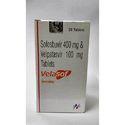 Sofosbuvir 400 mg & Velpatasvir 100 mg Tablets