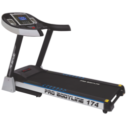 Commercial Motorized Treadmill 174