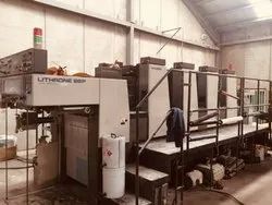 Color Printing Komori lithrone 426, Packaging Type: Contra